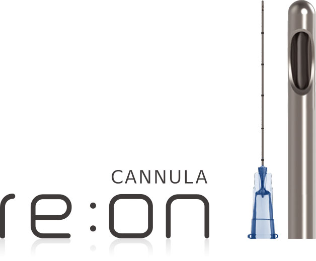Cannula re:on